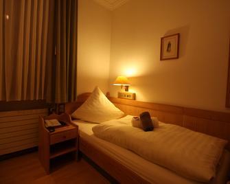 Bio Hotel Frankenhof Garni - Haibach (Lower Franconia) - Bedroom
