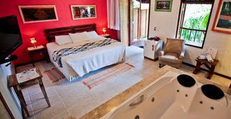 Velinn Pousada Recanto Da Villa - Ilhabela - Bedroom