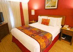 帕洛阿爾托山景萬豪居家酒店 - 蒙坦維尤 - 山景城 - 臥室