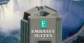 Embassy Suites by Hilton Niagara Falls Fallsview - Niagara Falls - Rakennus