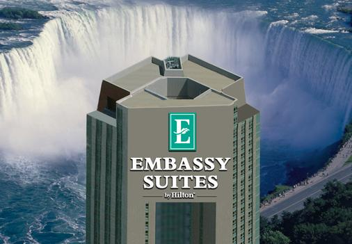 Embassy Suites by Hilton Niagara Falls Fallsview - Niagara Falls - Toà nhà