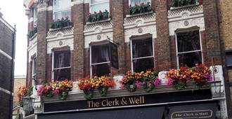 The Clerk & Well Pub & Rooms - London - Gebäude