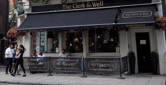 The Clerk & Well Pub & Rooms - Lontoo - Rakennus