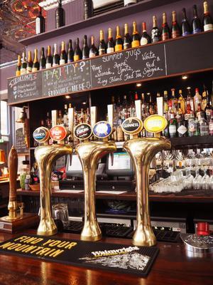 The Clerk & Well Pub & Rooms - London - Bar