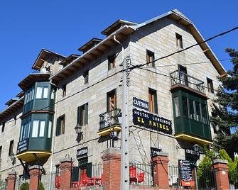Hostal Aribel Longinos - Cercedilla - Будівля