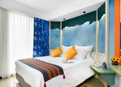 클럽 호텔 에일라트 - 리조트 컨벤션 & 스파 - 에일랏 - 침실