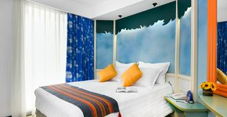 Club Hotel Eilat - Resort, Convention & Spa - Eilat - Camera da letto