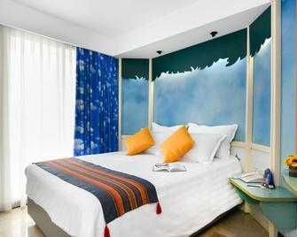 Club Hotel Eilat - Resort, Convention & Spa - Eilat - Slaapkamer