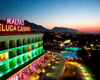 Malpas Hotel & Casino - Kyrenia - Gebäude