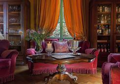 Villa Sostaga Boutique Hotel - Gargnano - Lounge