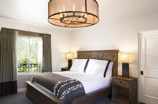 North Block Hotel - Yountville - Bedroom
