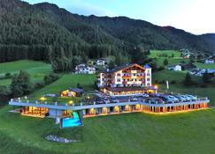 Alpenhotel Rainell - Ortisei - Rakennus