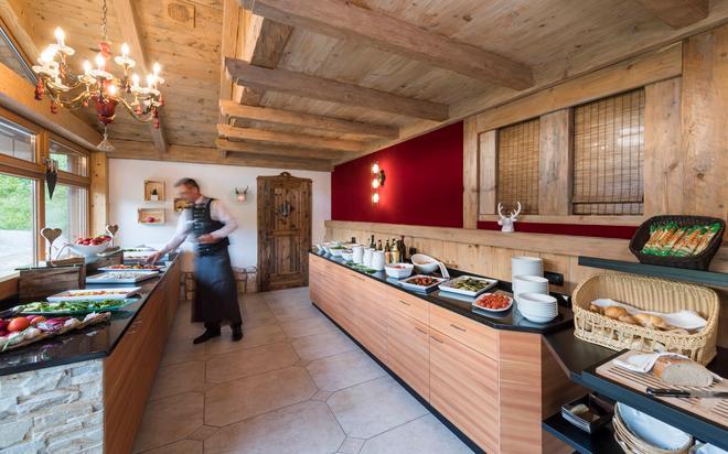 Alpenhotel Rainell - Ortisei - Food