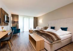 雷尼爾阿爾佩酒店 - 奥提賽 - 奧蒂塞伊 - 臥室