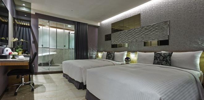 Beauty Hotels Taipei-Hotel Bstay - Taipei - Bedroom