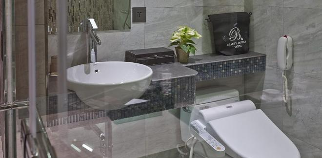 Beauty Hotels Taipei-Hotel Bstay - Taipei - Bathroom