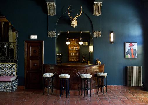 聖塔莫尼卡酒店 - 聖塔莫尼卡 - 聖莫尼卡 - 酒吧