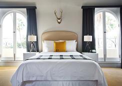 聖塔莫尼卡酒店 - 聖塔莫尼卡 - 聖莫尼卡 - 臥室