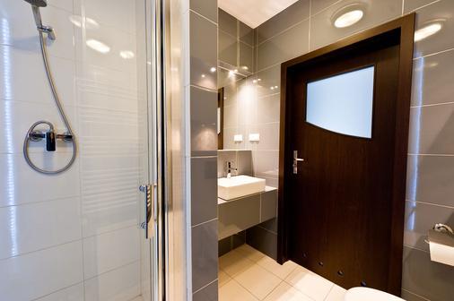 Platinum Aparthotel - Krakow - Bathroom
