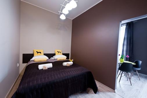 Platinum Aparthotel - Krakow - Bedroom
