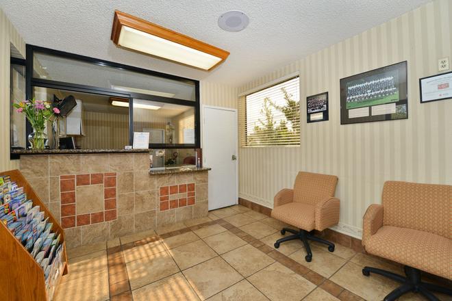 Lax Stadium Inn - Inglewood - Lobby