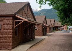 Americas Best Value Inn Villa Motel - Manitou Springs - Outdoor view