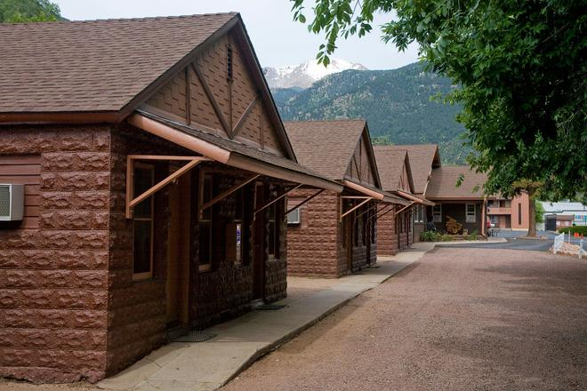 Villa Motel At Manitou Springs - Manitou Springs - Näkymät ulkona