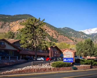 Villa Motel At Manitou Springs - Manitou Springs - Building