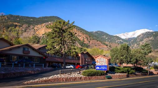 Americas Best Value Inn Villa Motel - Manitou Springs - Building