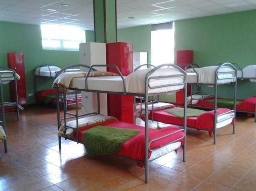 Albergue O Bordon - Cee - Schlafzimmer