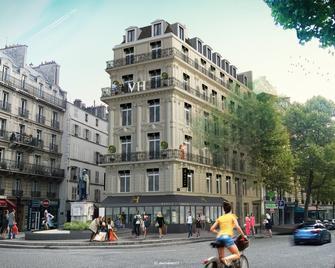 La Villa Haussmann - Paris - Building