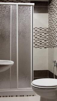 Hotel Pyramid - Rome - Bathroom