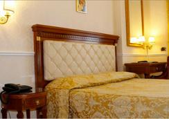Villa Pinciana - Rom - Schlafzimmer