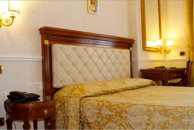 平西安納別墅酒店 - 羅馬 - 羅馬 - 臥室