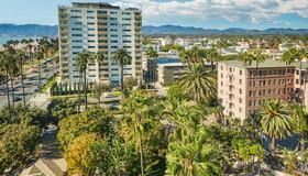 Fairmont Miramar Hotel and Bungalows - Santa Mónica - Edificio