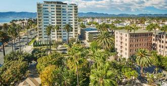 Fairmont Miramar - Hotel & Bungalows - Santa Monica - Rakennus