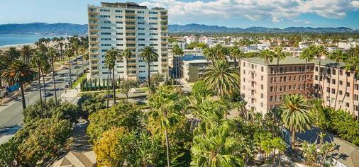Fairmont Miramar Hotel and Bungalows - Santa Monica - Building