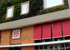 Hotel B3 Virrey - Bogota - Budynek