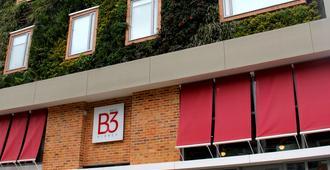 Hotel B3 Virrey - Bogotá - Edificio