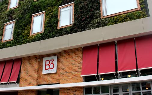 Hotel B3 Virrey - Bogotá - Gebäude