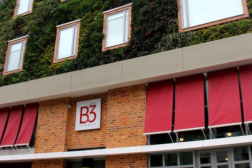 Hotel B3 Virrey - Bogotá - Toà nhà
