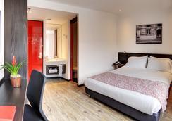 Hotel B3 Virrey - Bogotá - Makuuhuone