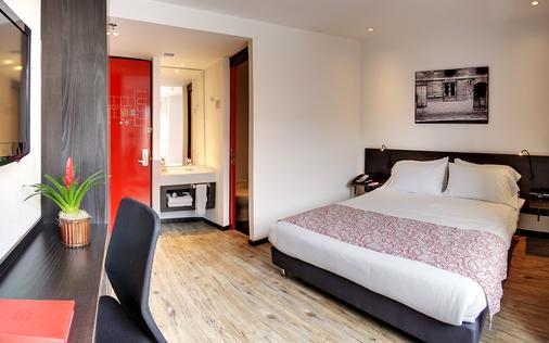 Hotel B3 Virrey - Bogotá - Habitación