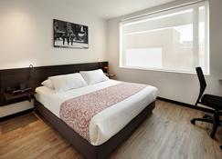 Hotel B3 Virrey - Bogotá - Habitació