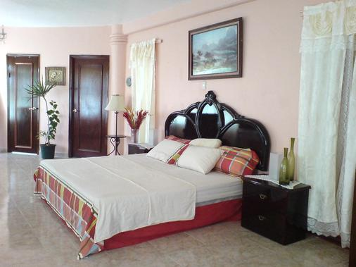Mansion Giahn Bed & Breakfast - Cancún - Makuuhuone