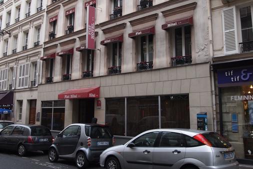 菲亞特酒店 - 巴黎 - 巴黎 - 建築