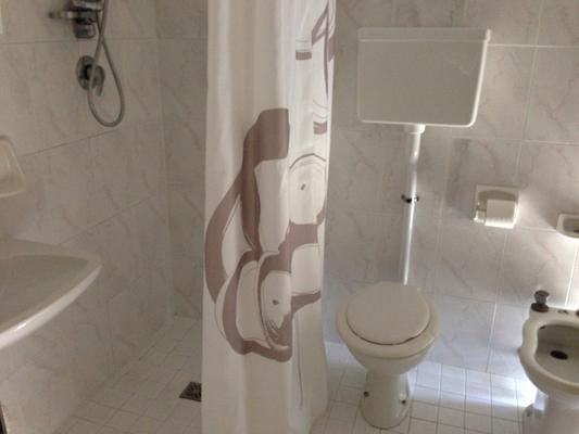 Hotel Villa Arlotti - Rimini - Bathroom