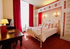 Hotel de la Bretonnerie - París - Habitación