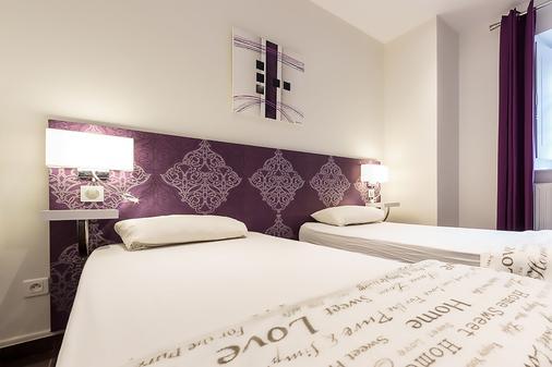 La Cabourne - Saint-Privat-d'Allier - Bedroom