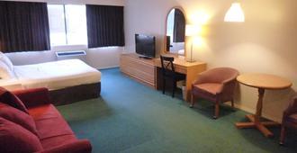Cassandra Hotel - Vancouver - Soveværelse
